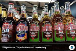 Desperados, Tequila-flavored marketing - Lincelot - FI