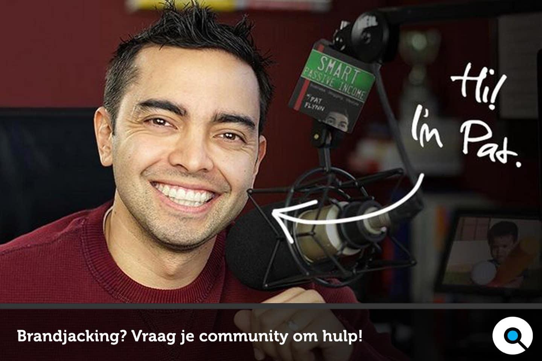 Wat doe je tegen brandjacking - Vraag je community om hulp - Lincelot - FI