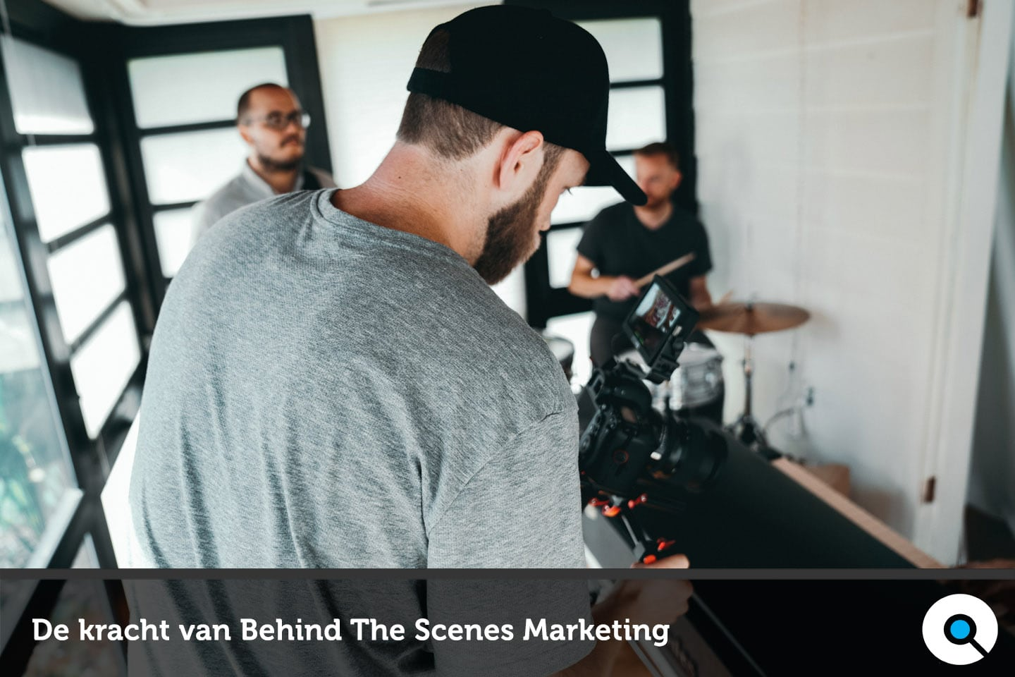 De kracht van behind the scenes marketing - Lincelot - FI