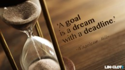 Napoleon Hill - A goal is a dream with a deadline