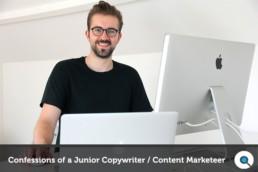 Confessions of a Junior Copywriter Content Marketeer - Lincelot