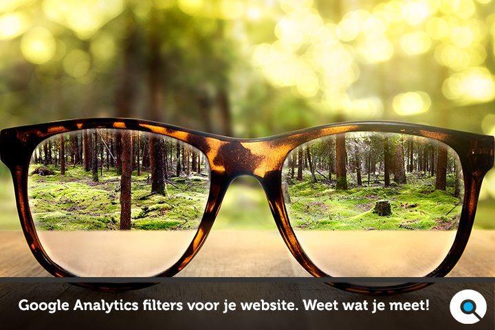 Google Analytics filters voor je website: weet wat je meet!