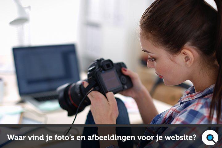 Foto's en afbeeldingen voor je website