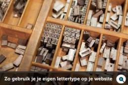 Zo gebruik je je eigen lettertype op je website - FB