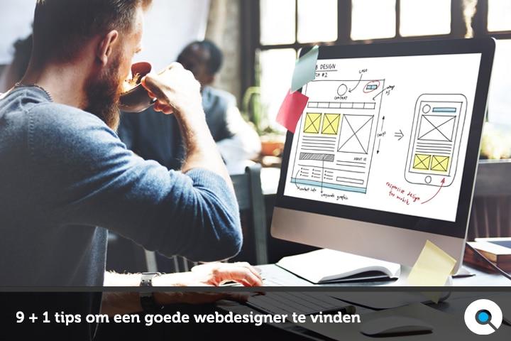 9 + 1 tips om een goede webdesigner te vinden - Lincelot FI