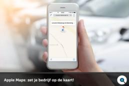 Apple Maps - zet je bedrijf op de kaart - Lincelot FI