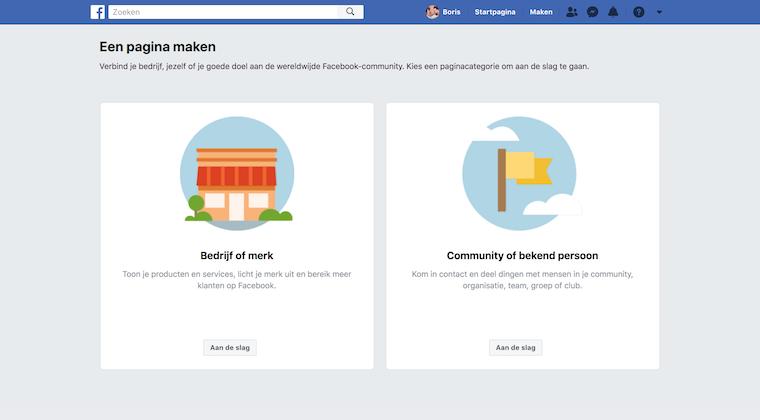 facebook-bedrijfspagina-aanmaken-via-lincelot