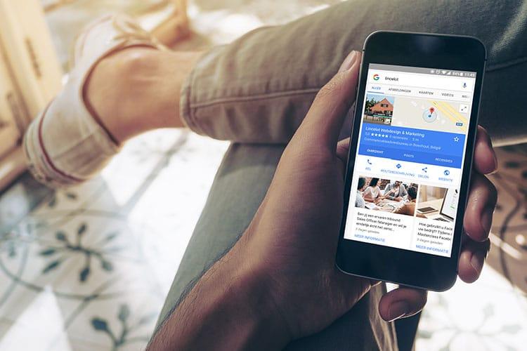 Google Posts - Mobiele SEO - Lincelot