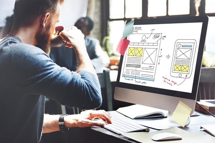 Launch Website - tips om een goede webdesigner te vinden - Lincelot
