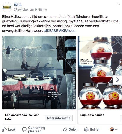 Facebook post idee 26 - Seizoensgebonden posts - Lincelot
