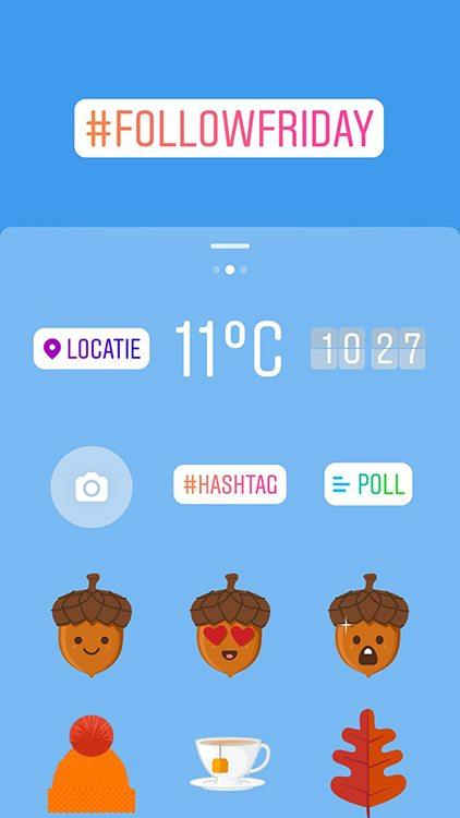 Instagram Stories - Hashtag - Lincelot