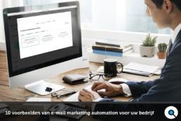 E-mail marketing automation voorbeelden - Lincelot
