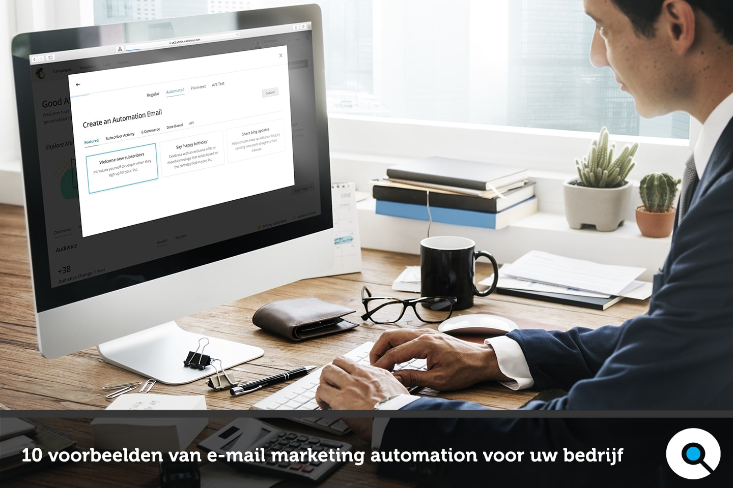 E-mail marketing automation voorbeelden - Lincelot