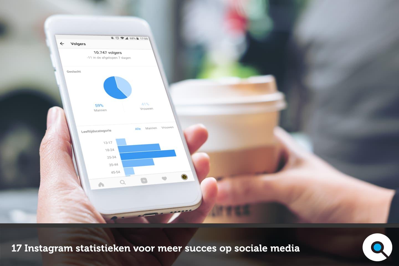 17 Instagram statistieken voor meer social media succes - Lincelot - FI