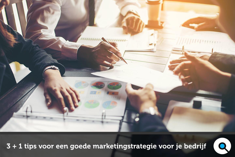 goede marketingstrategie - LINCELOT