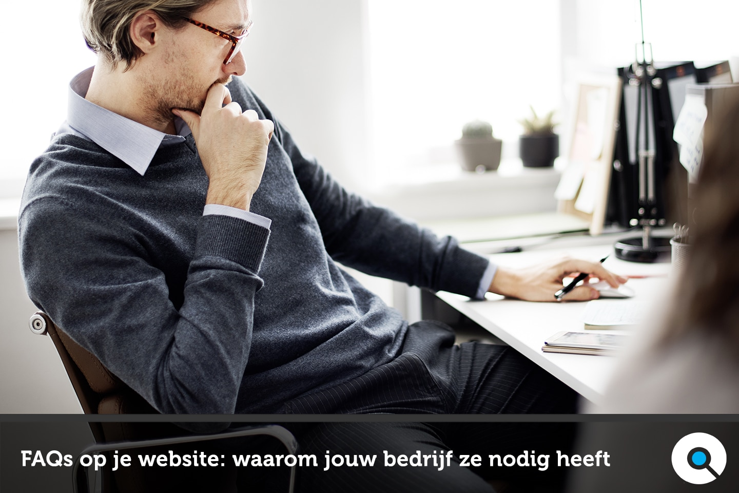 FAQs op je website