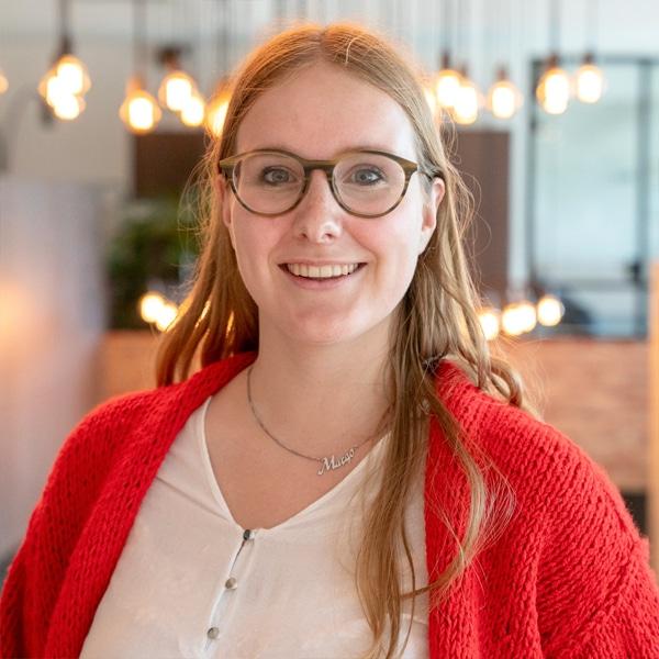 Margo Bruyndonckx - Content Marketeer - Lincelot