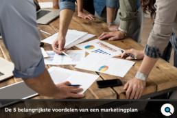 Voordelen van een marketingplan - Lincelot