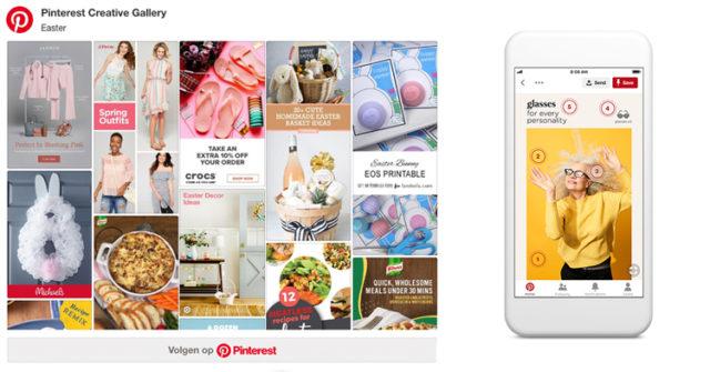 Adverteren op Pinterest- Pinterest Ads - Voorbeelden - Lincelot