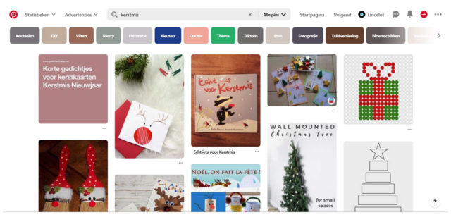Adverteren op Pinterest - een handige gids voor bedrijven - Pins voor speciale momenten - Lincelot
