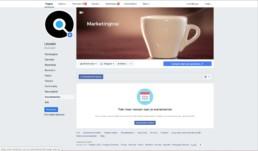 Facebook event aanmaken via je computer