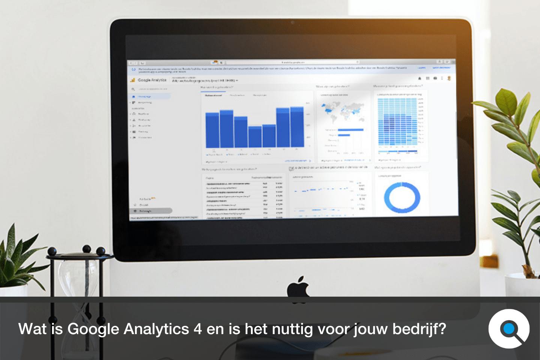 FEATURED Image Blog Lincelot - Google Analytics 4